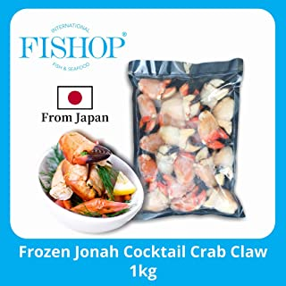 Fishop Frozen Jonah Cocktail Crab Claw