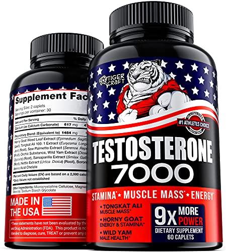 Testosterone Booster for Men - Men Testosterone...
