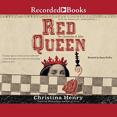Red Queen  By  cover art