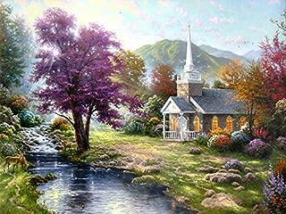 Thomas Kinkade Streams of Living Water 30
