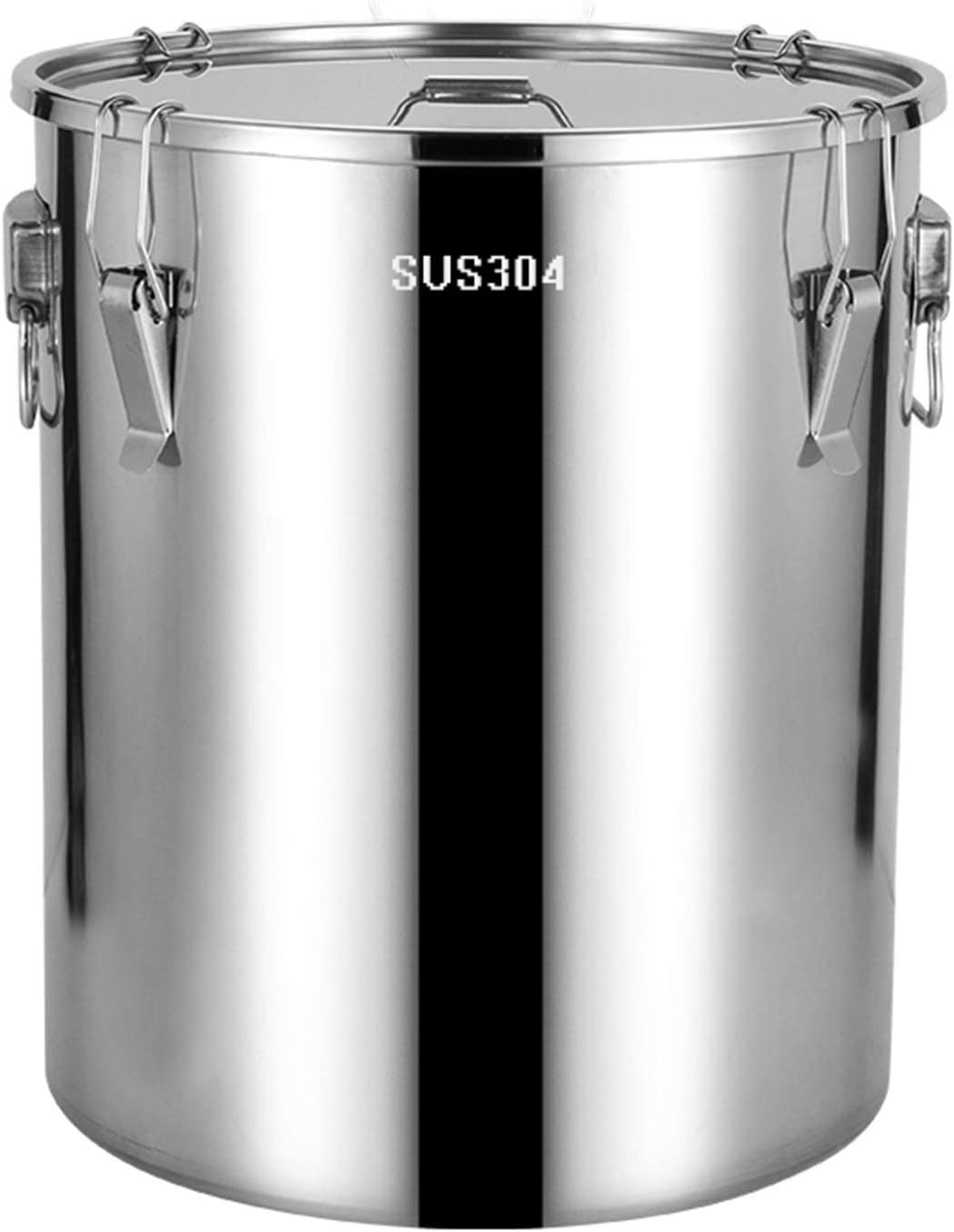 304 40% OFF Cheap Sale Stainless Steel Sealed Barrel Home Max 55% OFF Beer Brew Fermenter Wine