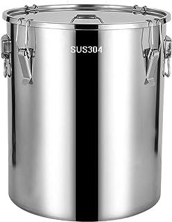 Electric oven Baril Scellé d'acier Inoxydable 304, Bière de vin de Brassage à la Maison de Fermenteur Faisant Le Tambour, ...