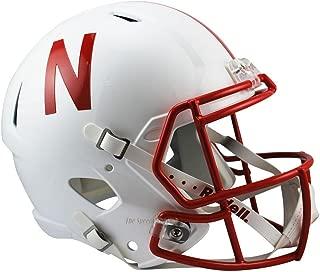 Riddell Nebraska Cornhuskers Officially Licensed NCAA Speed Full Size Replica Football Helmet