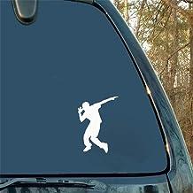 Sticker de carro 9.5X13.3Cm Chicos guapos que bailan las etiquetas engomadas del coche Accesorios decorativos del coche para la etiqueta engomada de la ventana del ordenador portátil del coche