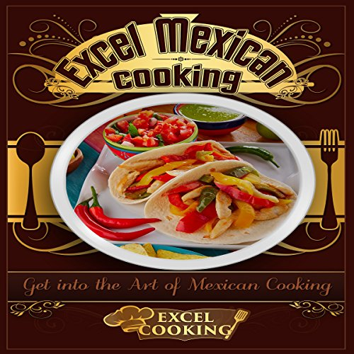 Excel Mexican Cooking audiobook cover art