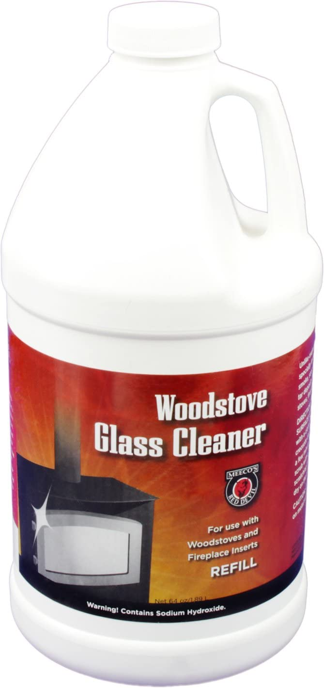 MEECO'S RED DEVIL 702 Refill Woodstove Glass Max 61% Ranking TOP7 OFF Cleaner