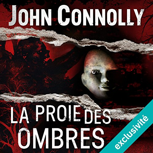 La Proie des ombres audiobook cover art