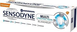 Sensodyne Acción Completa Blanqueante - Pasta de dientes con Flúor para dientes sensibles - 75 ml