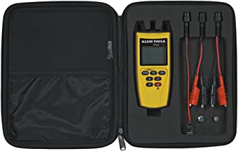 Klein Tools VDV501-815 Vdv Ranger TDR Kit with Carry Case & Adapters