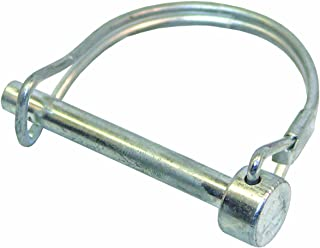 Invincible Trailer Coupler Safety Pin