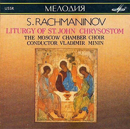 Liturgy of St. John Chrysostom - S. Rachmaninov (UK Import)