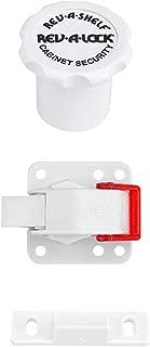 Rev-A-Shelf - RAL-101-1 - Rev-A-Lock Cabinet Security System