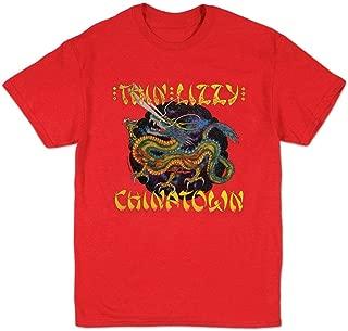 Thin Lizzy- Chinatown T-Shirt Size XXL