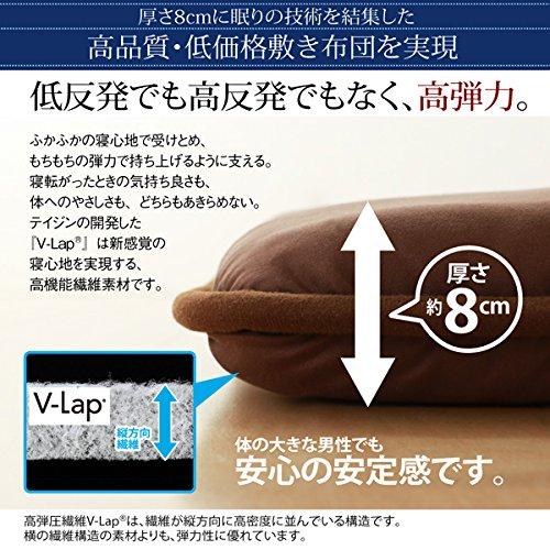 『V-Lap使用マットレス』