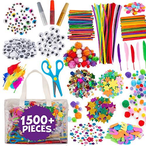 Kids Arts and Craft Supplies - B...