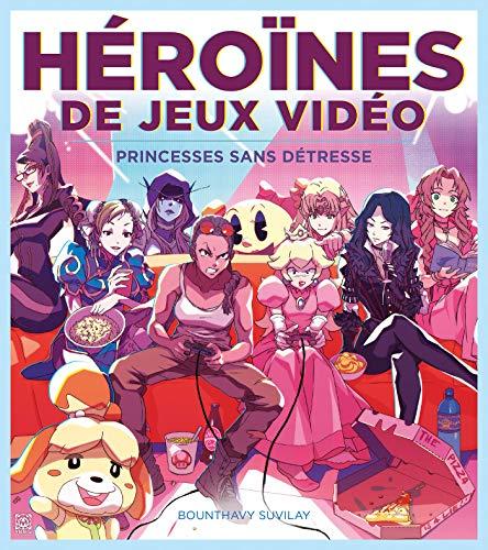 Héroïnes de Jeux Vidéo: Princesses sans détresse