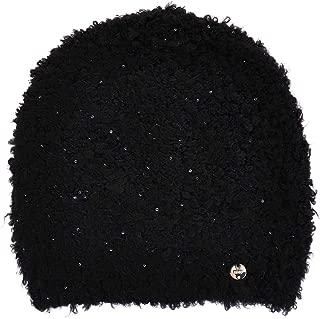 Liu Jo Luxury Fashion Womens 369016M030022222 Black Hat | Fall Winter 19