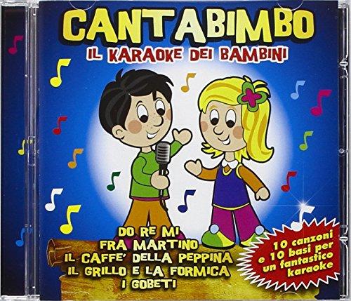 Cantabimbo. La musica dei bambini. Con DVD