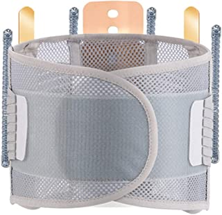 Back Support,Breathable Mesh Back Brace,Adjustable Self-Heating Belt,for of Sciatica, Scoliosis, Herniated Disc or Degenerative Disc Disease