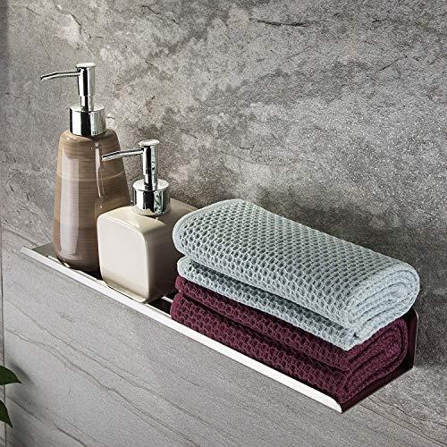 ZUNTO Duschkorb Duschablage ohne Bohren - Selbstklebend Badablage Badezimmer Duschregal SUS304 Edelstahl