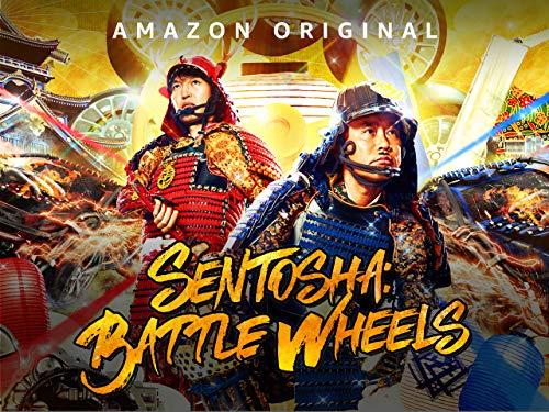 SENTOSHA: Battle Wheels - Season 1