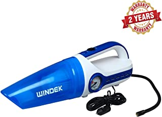 Windek Heavy Duty Car Vacuum Cleaner & Air Compressor/Tyre Inflator 2 in 1 Model-5100 300 PSI