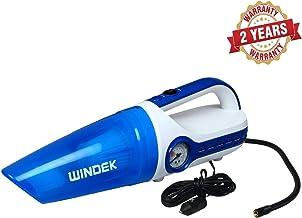 Windek Heavy Duty Car Vacuum Cleaner & Air Compressor/Tyre Inflator 2 in 1 Model-5100 300 PSI