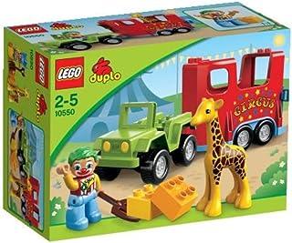 Lego 10550 En la Ciudad: El Remolque Del