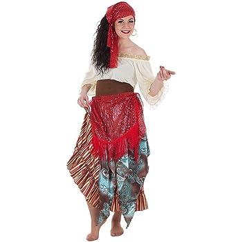 Carnaval Disfraz pitonisa 3-4: Amazon.es: Productos para mascotas