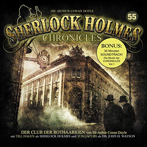 Der Club der Rothaarigen cover art