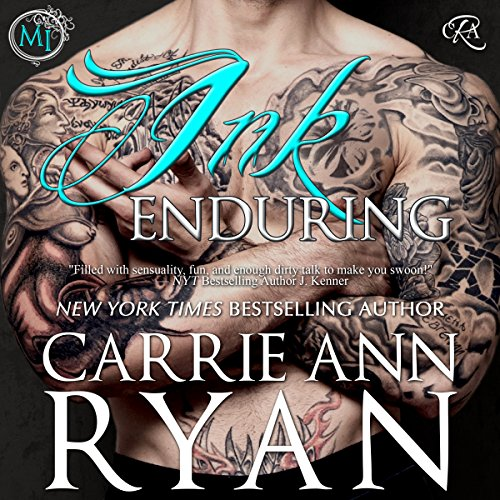 Ink Enduring audiobook cover art