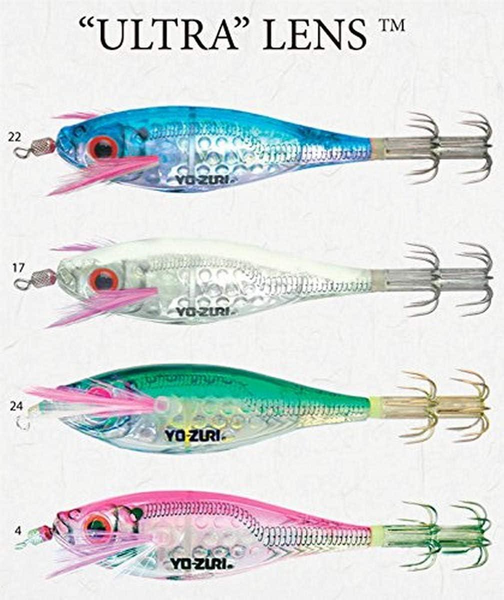Yo-Zuri Squid Many popular brands Jig Product Luminous 2-Inch 3 Green 1