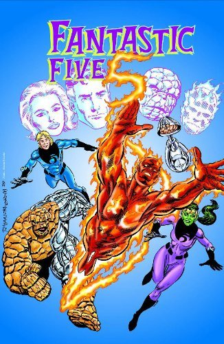 Spider-Girl Presents Fantastic Five Volume 1: In Search Of Doom Digest: In Search of Doom v. 1 by Paul Ryan (Artist), Tom DeFalco (20-Sep-2006) Paperback