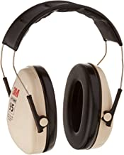 3M Peltor H6AV Optime 95 Over the Head Noise Reduction Earmuff, Hearing Protection, Ear Protectors, NRR 21dB, Ideal for machine shops and power tools