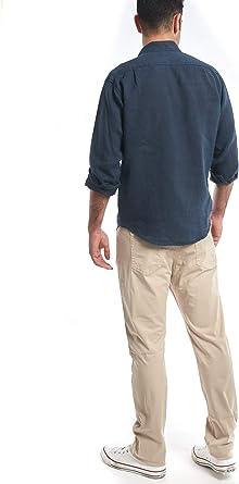 Puro Lino - Camisa casual - para hombre