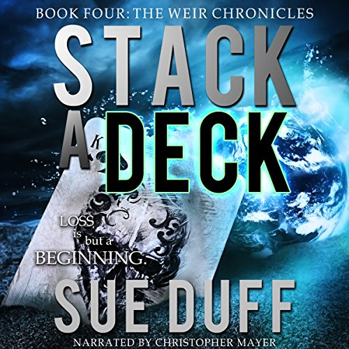 Stack a Deck audiobook cover art