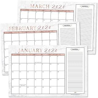 Best cute office calendar Reviews