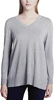 DKNY Jeans Ladies' V-Neck Sweater