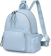 cute light blue backpack