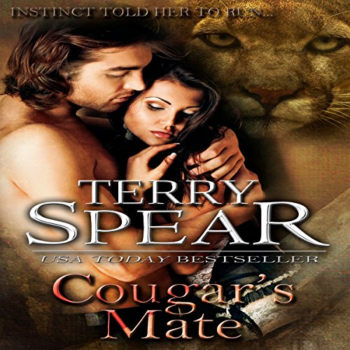 Cougar's Mate audiobook cover art