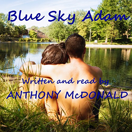 Blue Sky Adam audiobook cover art