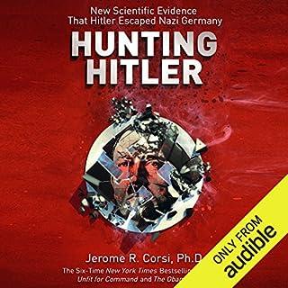 Hunting Hitler cover art