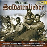 ドイツ軍歌 Bekannte Soldatenlieder FOLGE2