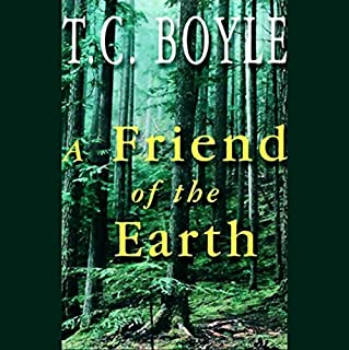 A Friend of the Earth audiobook cover art