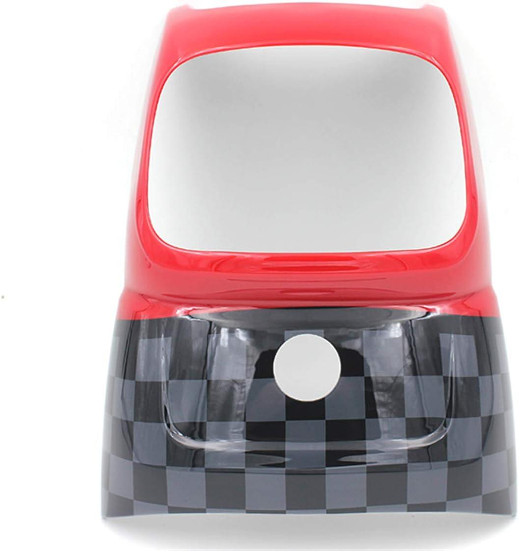 HDX JCW Design John Cooper Works ABS Sticker Cover Trim Cap for Mini Cooper ONE S JCW F Series F54 Clubman 2016++ Door Armrest Window Regulator Lift Frame