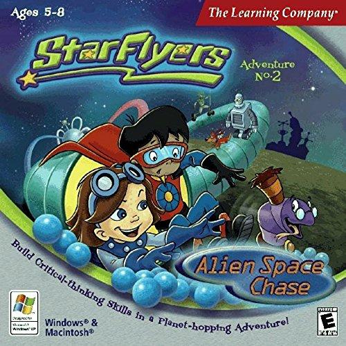 StarFlyers Alien Space Chase
