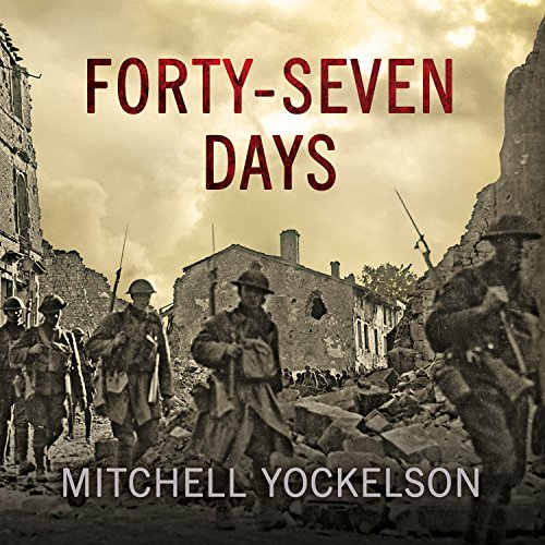 Forty-Seven Days audiobook cover art