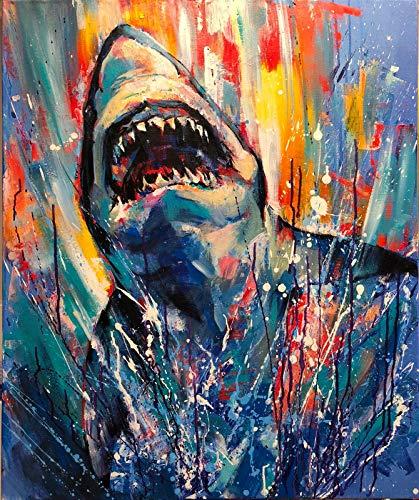 1000 piece shark puzzle - 8