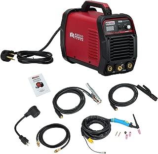 TIG-225, 220 Amp High Frequency TIG, Stick ARC MMA Welder, 115/230V Dual Voltage Inverter Welding Machine