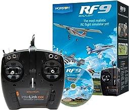MALTA★リアルフライト9 送信機型USBコントローラー付属 HORIZON版 RCフライトシミュレーター Real Flight 9 Horizon Hobby Edition / RF9